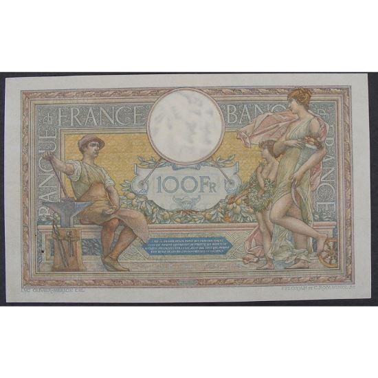100 Francs Luc Olivier Merson 12.10.1927 , O.19326, TTB+