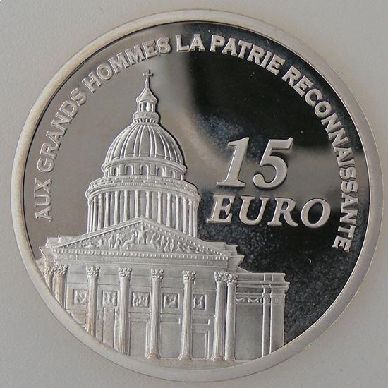 Euro, France , 15 Euro 2007 BE