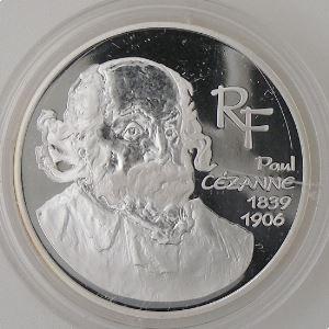1.5 Euro 2006 BE, Paul Cézanne 1839-1906, Gad: EU 175