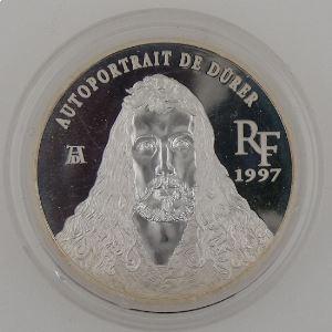 10 Francs 1997 BE, Autoportrait de Dürer, KM#1298