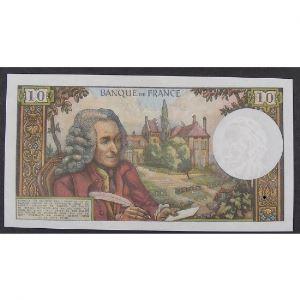 10 Francs Voltaire 2.1.1969 , G.465, SUP+