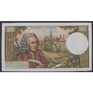 10 Francs Voltaire 2.1.1969 , V.459, SUP+