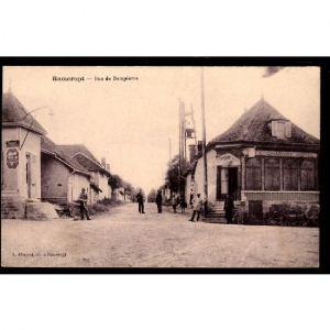10 - RAMERUPT - Rue de Dampierre