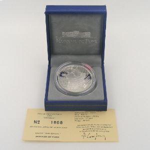 100 Francs 1994 BE, Appel du 18 Juin 1940, KM#1038