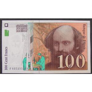 100 Francs Cézanne 1998, F057255293, SUP+