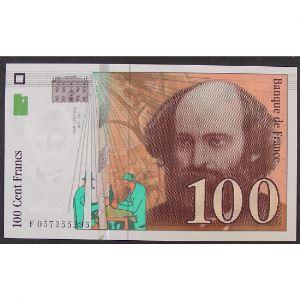 100 Francs Cézanne 1998, F057255295, SUP+
