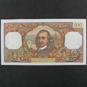 100 Francs Corneille 6.10.1966, SUP
