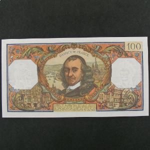 100 Francs Corneille 8.1.1970, SUP