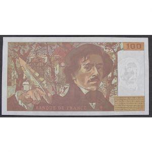 100 Francs Delacroix 1995, E.278, SUP