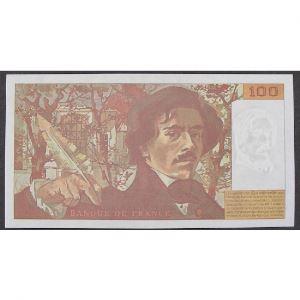 100 Francs Delacroix 1995, E.288, SPL