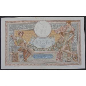 100 Francs Luc Olivier Merson 2.2.1939 , G.64320, TTB+