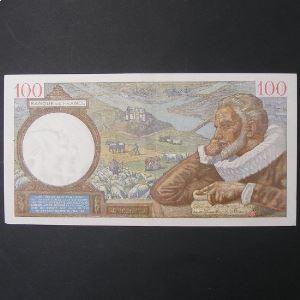 100  Francs Sully 26-9-1940 , TTB+