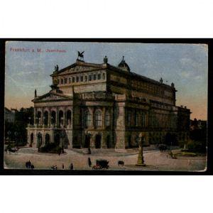 FRANKFURT am Main - Opernhaus