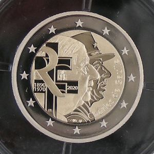 2 Euro 2020 BE, Charles De Gaulle
