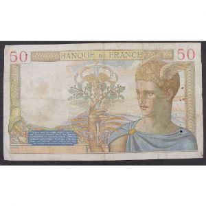 50 Francs Cérès 17.9.1936, X.5024, TB