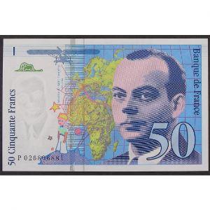 50 Francs Saint-Exupéry 1994, P026806881, SUP+