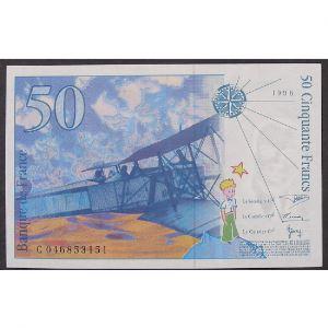 50 Francs Saint-Exupéry 1996, C046853151, SUP
