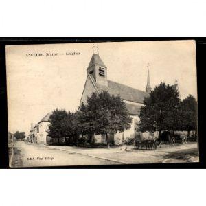 51 - ANGLURE (Marne) - L'Eglise