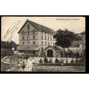 51 - ANGLURE (Marne) - Le Moulin