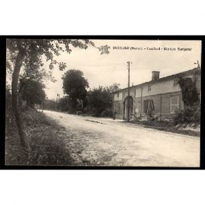 51 - NOIRLIEU (Marne) - Rouillard - Maison Bergeret