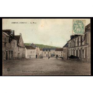 51 - ORBAIS L'ABBAYE - La Place
