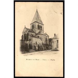 51 - ORMES - L'Eglise - Environs de Reims