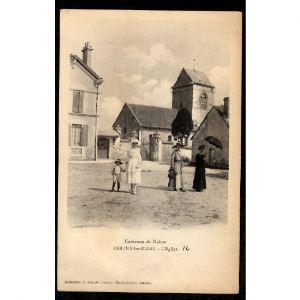 51 - PARGNY LES REIMS - L'Eglise - Environs de Reims