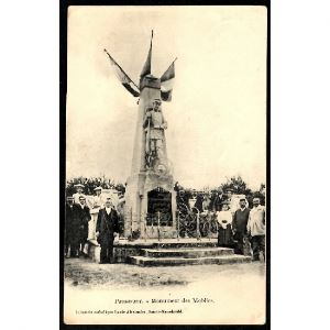 51 - PASSAVANT - Monument des Mobiles