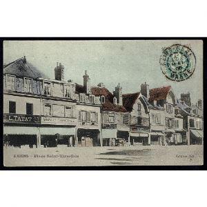 51 - REIMS (Marne) - Place Saint Timothée