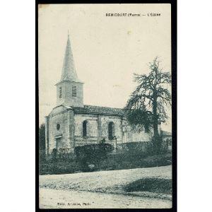 51 - REMICOURT (Marne) - L'Eglise