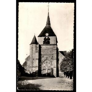 51 - SAINT JUST SAUVAGE (Marne) - L'Eglise