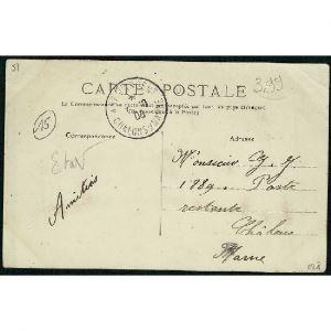 51 - SAINT REMY EN BOUZEMONT - Bureau des Postes