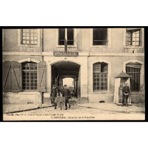 54 - LUNEVILLE - Quartier de la Barolière
