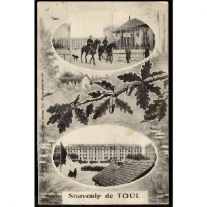 54 - TOUL (Meurthe et Moselle) - Souvenir de TOUL