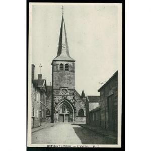 55 - REVIGNY (Meuse) - L'Eglise