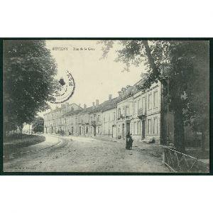 55 - REVIGNY  (Meuse) - Rue de la Gare
