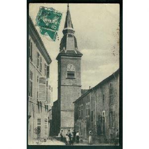 55 - SAMPIGNY  (Meuse) - L'Eglise