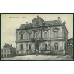 55 - SAMPIGNY  (Meuse) - La Mairie