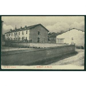 55 - SAMPIGNY  (Meuse) - La Rocaille