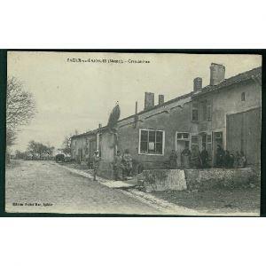 55 - SAULX EN BARROIS (Meuse) - Grande Rue