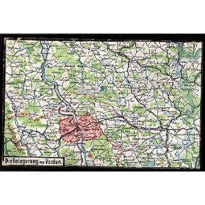 55 - VERDUN (Meuse) - Die Belagerung von Verdun - Le Siège de Verdun