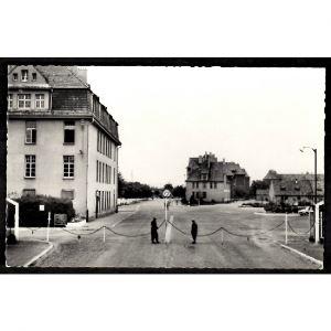 57 - METZ  (Moselle) - 2ème Régiment du Génie - Entrée
