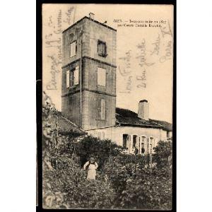 57 - MEY (Moselle) - Tour Construite en 1847 par Comte Camille Durutte
