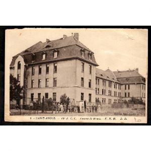57 - SAINT AVOLD (Moselle) - 18e R C. C. - Annexe de Brack - E.H.R. D.D.
