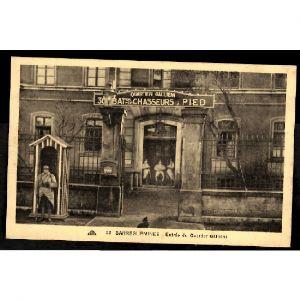 57 - SARREGUEMINES (Moselle) -  Entrée du Quartier Galliéni