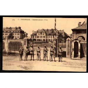57 - THIONVILLE (Moselle)  - Caserne Jeanne d'Arc