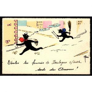 62 - BOULOGNE SUR MER (Pas de Calais) - Toutes les Femmes de Boulogne sur Mer sont des Amours