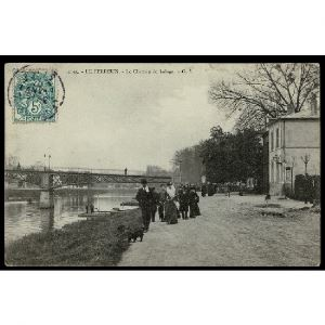 94 - LE PERREUX - Le Chemin de Halage