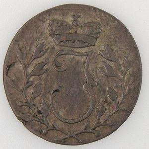 Allemagne, Berg, III Stuber 1806, TTB/TTB+, KM#10