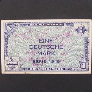Allemagne,  1 Mark 1948, VF+